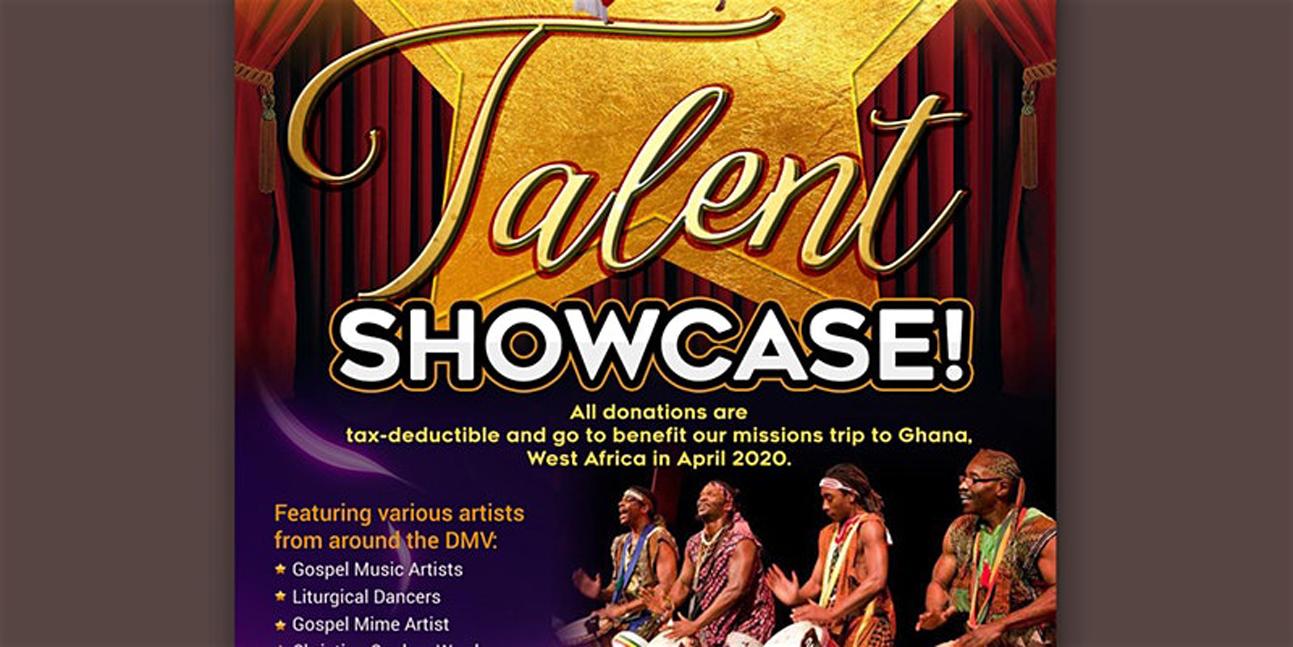 Surrender Inc. Talent Showcase
